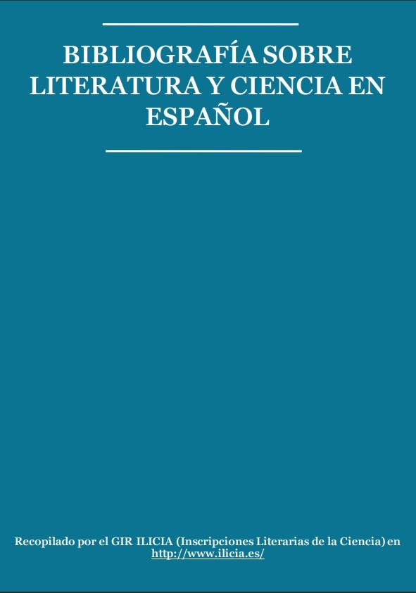 Bibliografía sobre literatura y ciencia en español